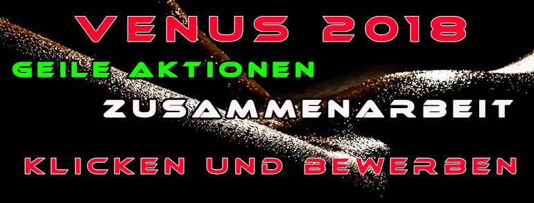 Hot and More - Die Venus 2018 mit Amateur Pornostars und Hot and More Blog in Aktion